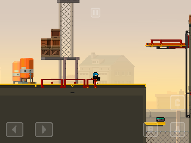 ‎Prison Run and Gun Screenshot