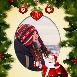 Xmas 2017 Hd Photo Frames - Inspiring Photo Editor