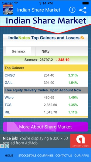 Indian Share Market on the App Store