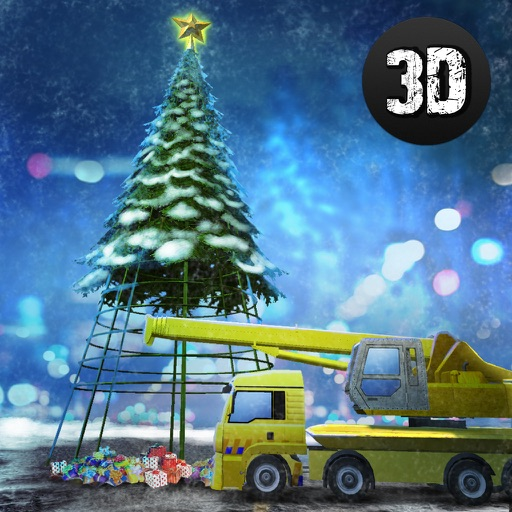Christmas Tree Construction Simulator 3D Full