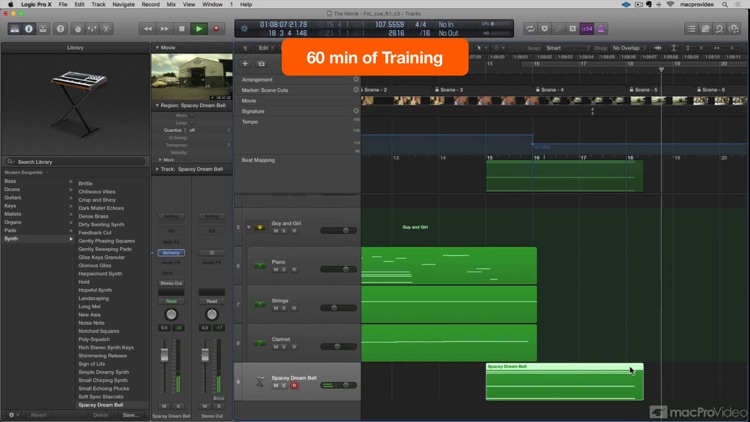 FastTrack™ For Logic Pro Scoring to Picture screenshot-4