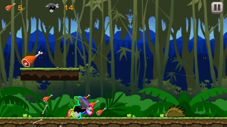 Superfly Rainforest Animals In Monkey King Jungle screenshot-4