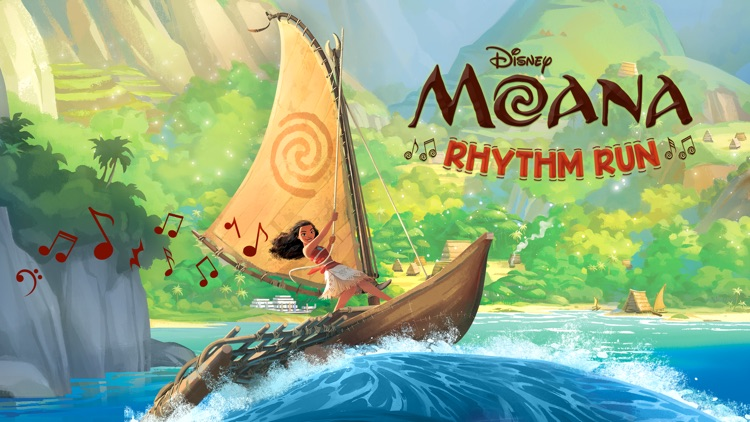 Moana: Rhythm Run screenshot-4