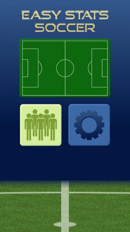Easy Stats - Soccer screenshot-3