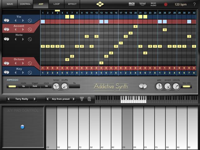 Addictive Synth Screenshot
