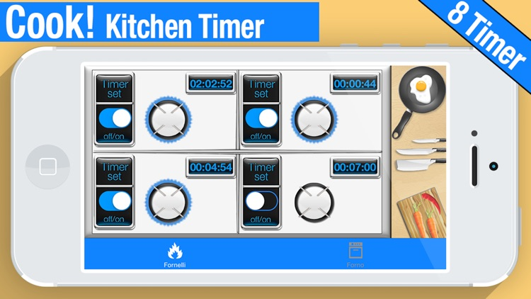 Cook! (Kitchen Timer)