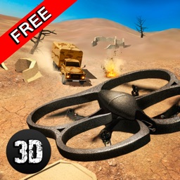 War Quadrocopter Simulator