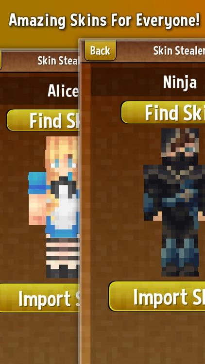 Skins for Minecraft   Boy & Girl Minecraft Skins screenshot-3