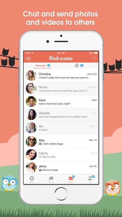Peekawoo - Online Dating App & Meet Singles Nearby screenshot-4