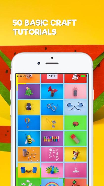 TutoTod — Easy Crafts for Kids