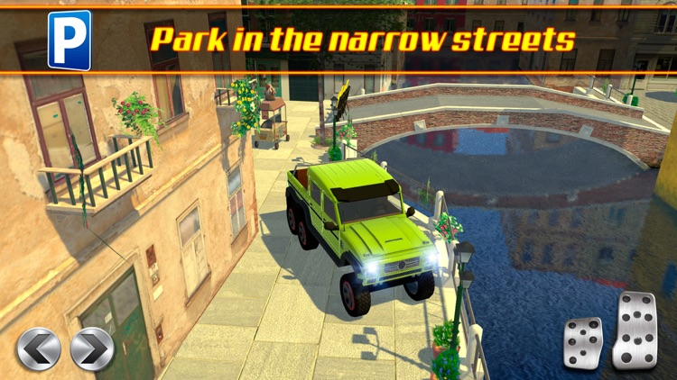 Limo Driving School a Valet Driver License Test Parking Simulator screenshot-3