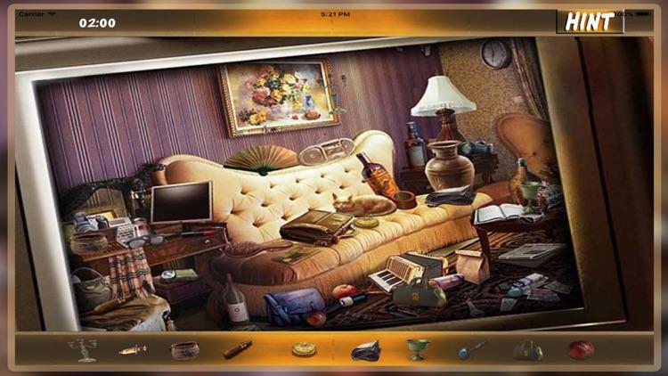 Hidden Object The Spy Photos screenshot-4