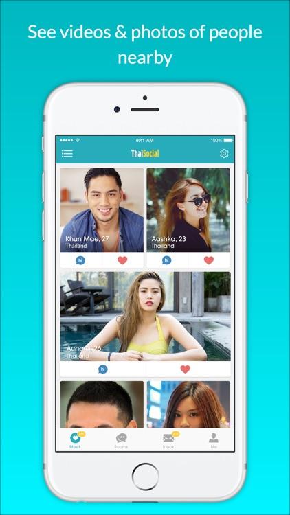Thai Social - Thailand Free Dating. Chat & Meet