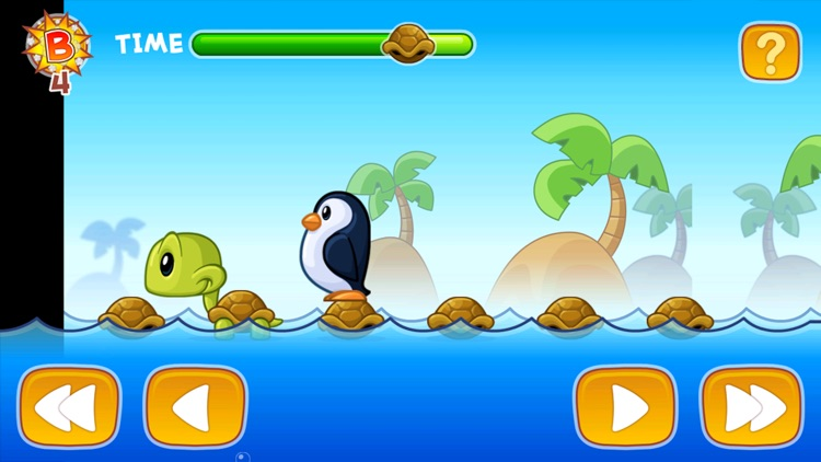 Turtles vs penguin, Huh? screenshot-2