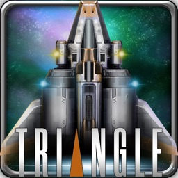 Triangle Space Fighter