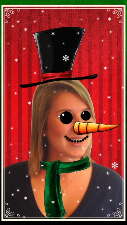 Christmas Booth: Festive Photo Fun + Xmas Stickers