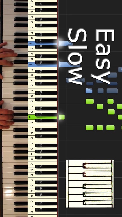 Play Piano - How to learn Piano with videos