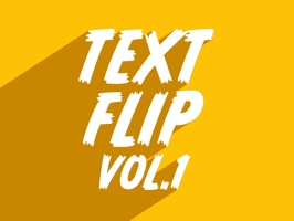 Text flip is an exiting pack of animated stickers to help in your quest for text abbreviated