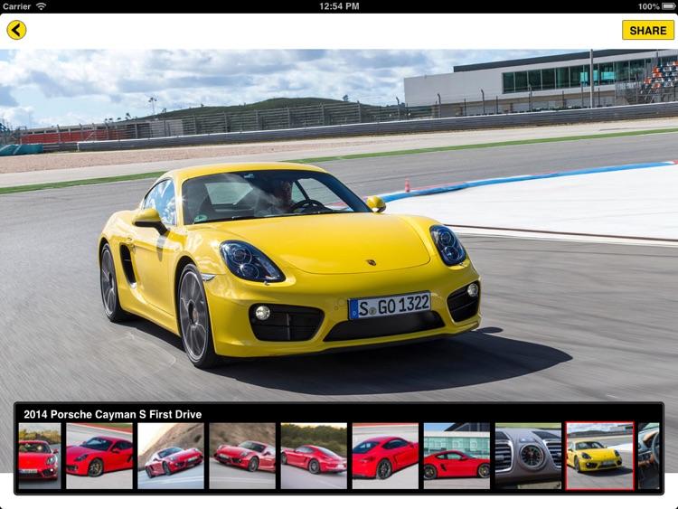 MOTOR TREND News for iPad screenshot-4