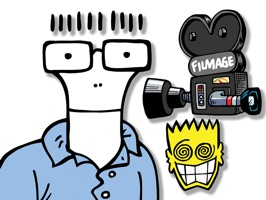 Filmage Stickers