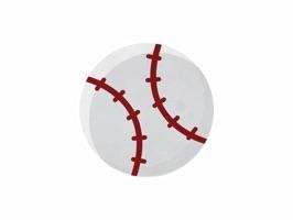 TapTeach Baseball Stickers