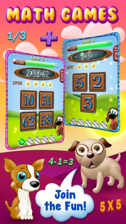 Math Puppy – Bingo Challenge for Kids screenshot-4