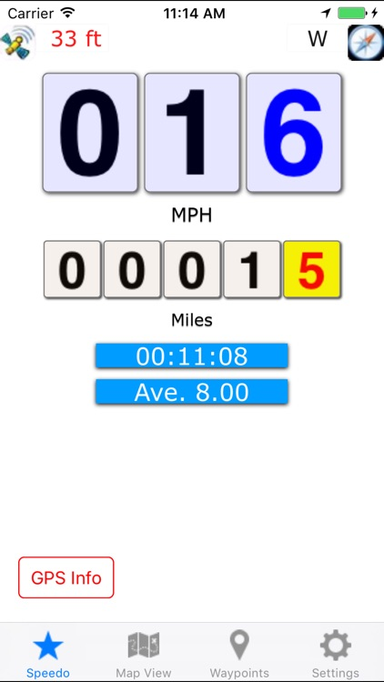 Bike-O-Meter screenshot-0