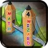Math Wizard Grade 4 for iPad