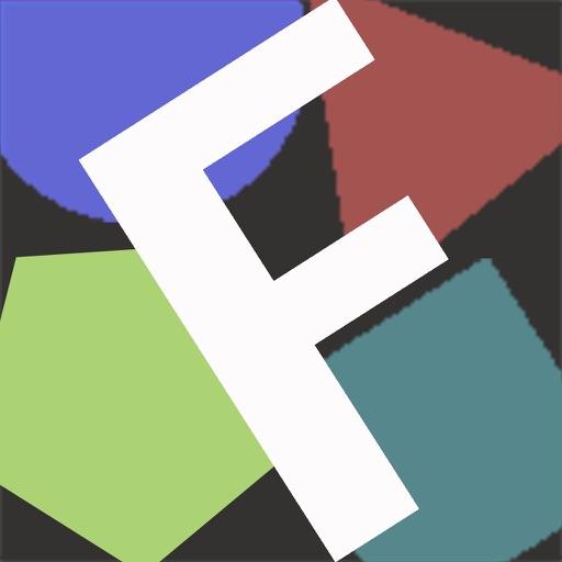 Flick It: Shapes
