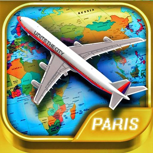 Paris - Tourism icon
