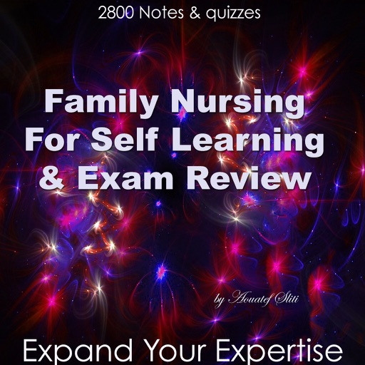 Family Nursing for Self Learning& Exam Clinic Med