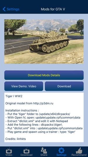 gta v mods download