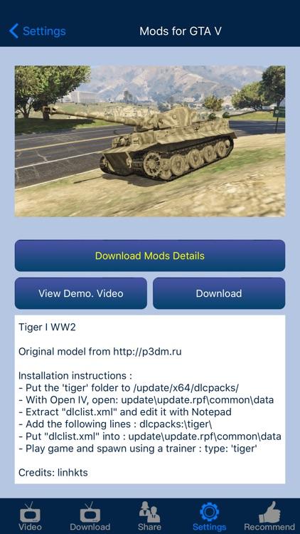 Mods for Grand Theft Auto V screenshot-4