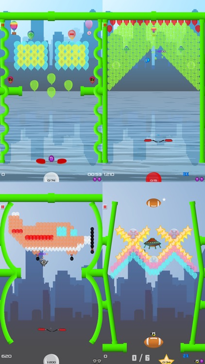 Air Ping Pong Saga screenshot-0