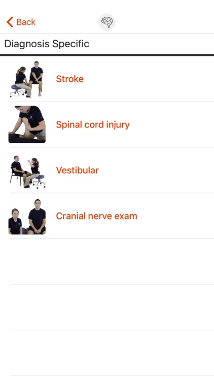 PhysioU: NeuroExam screenshot-3