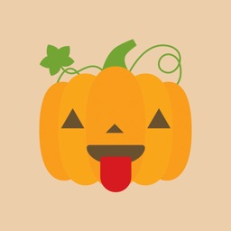 Cute Pumpkin - Fx Sticker