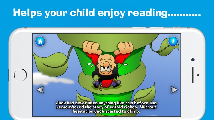 Jack and the Beanstalk by Read & Record screenshot-4