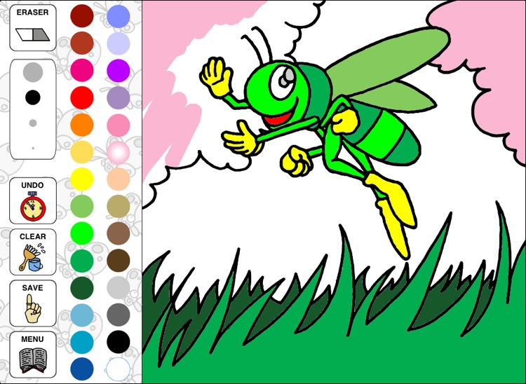 Insect Coloring ~Bugs in Wonderland~ screenshot-3