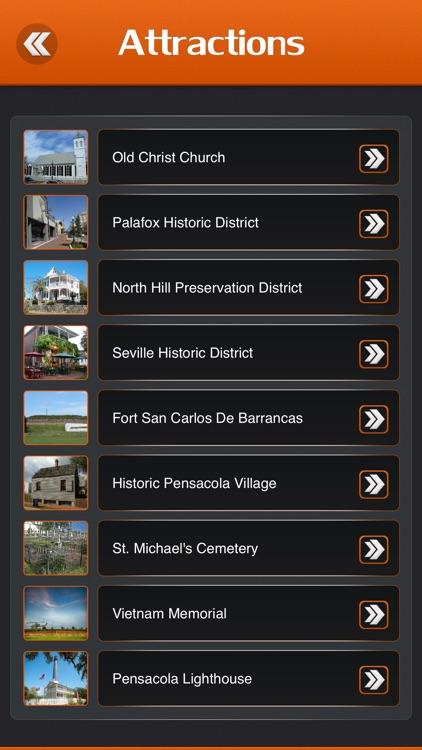 Pensacola Tourism Guide