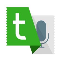 Text to Voice-Talk