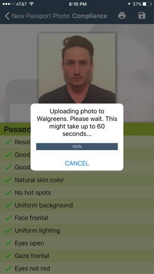 walgreens passport photo price