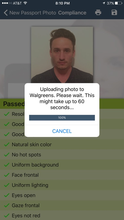 Passport Photo Creator screenshot-3