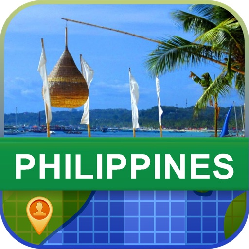 Offline Philippines Map - World Offline Maps