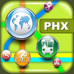 Phoenix Maps - Download Metro Transit, Light Rail Maps and Tourist Guides.