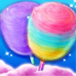 Fair Food Maker - Sweet Cotton Candy & Rainbow Fun