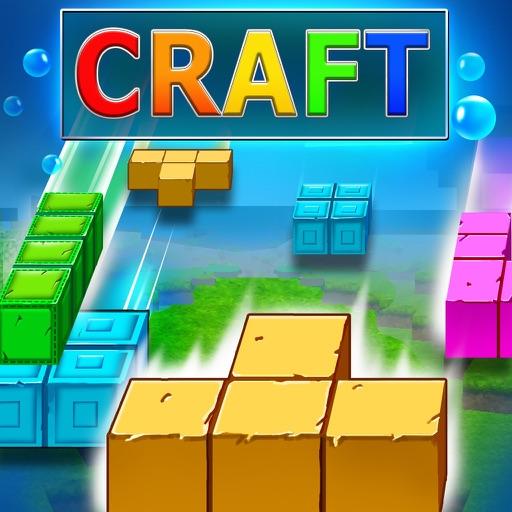 ブロッククラッシュ-無料マインクラフトパズルゲーム