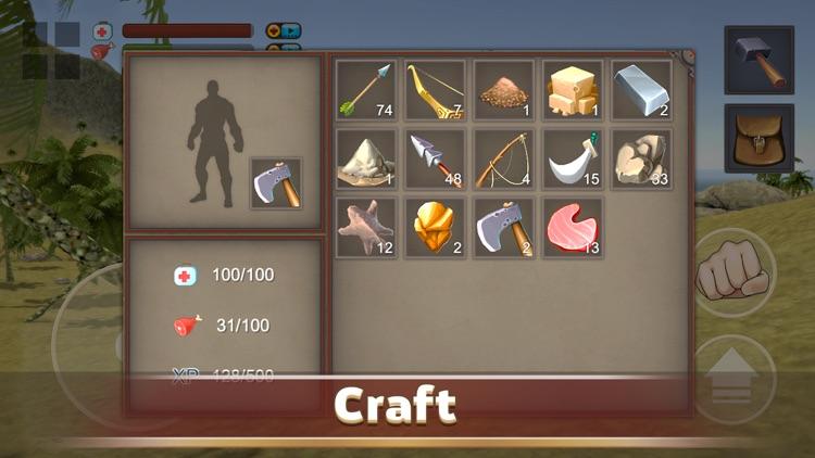 Dino Hunter Survival 3D screenshot-3