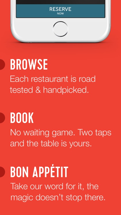 Resy - Restaurant Reservations Without the Hassle