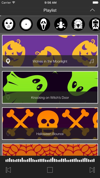 Halloween Playlist – Songs to Scare Your Friends