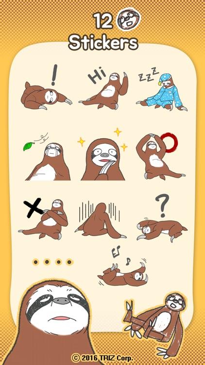 Sloth Slow and Cool Life screenshot-4